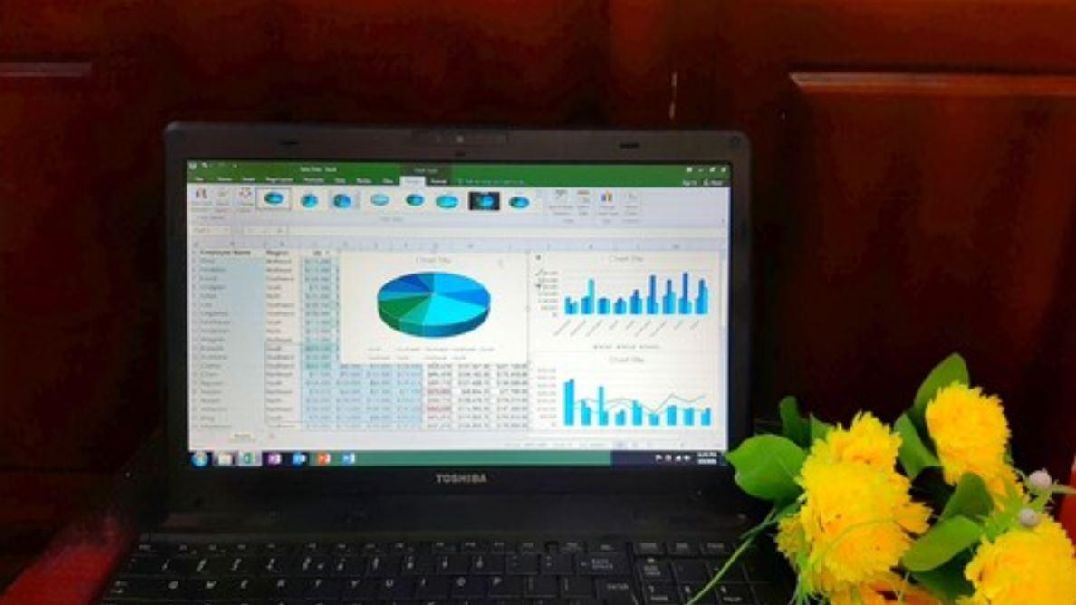 Advanced Microsoft Excel Formulas & Functions