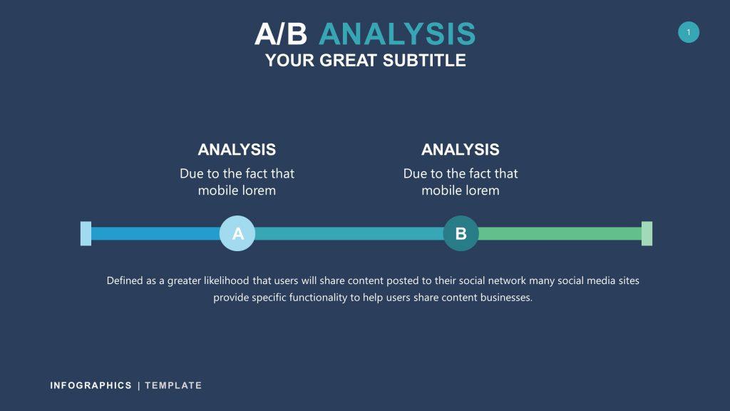 Business Dark Infographic PowerPoint 1
