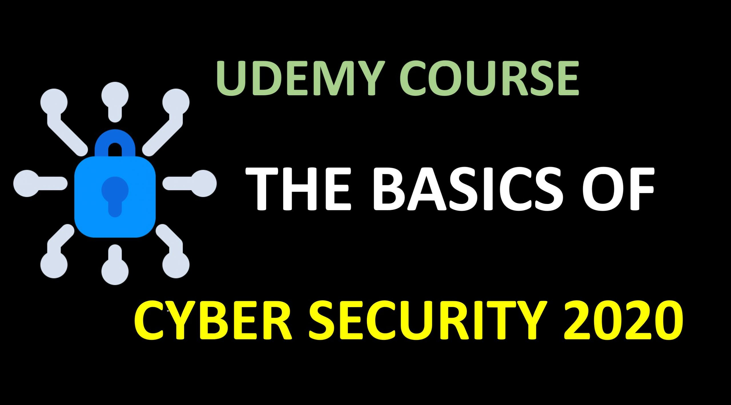 The Basics of Cyber Security 2020