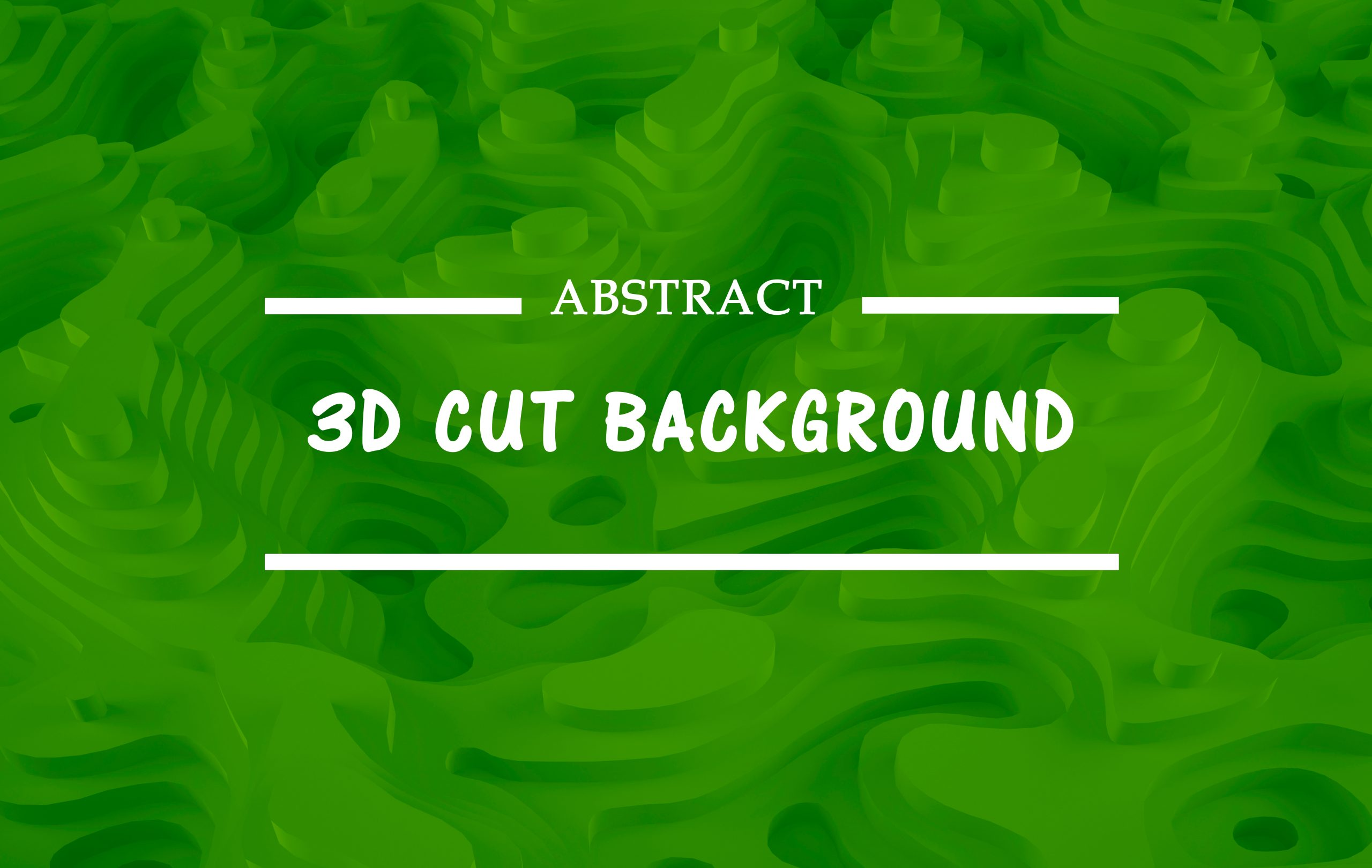 3D Cut Abstract Background Pack 1