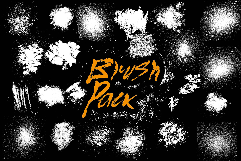 BRUSH PACK for illustrator & photoshop