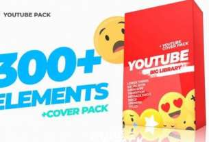 300 Youtube Library And Cover Pack