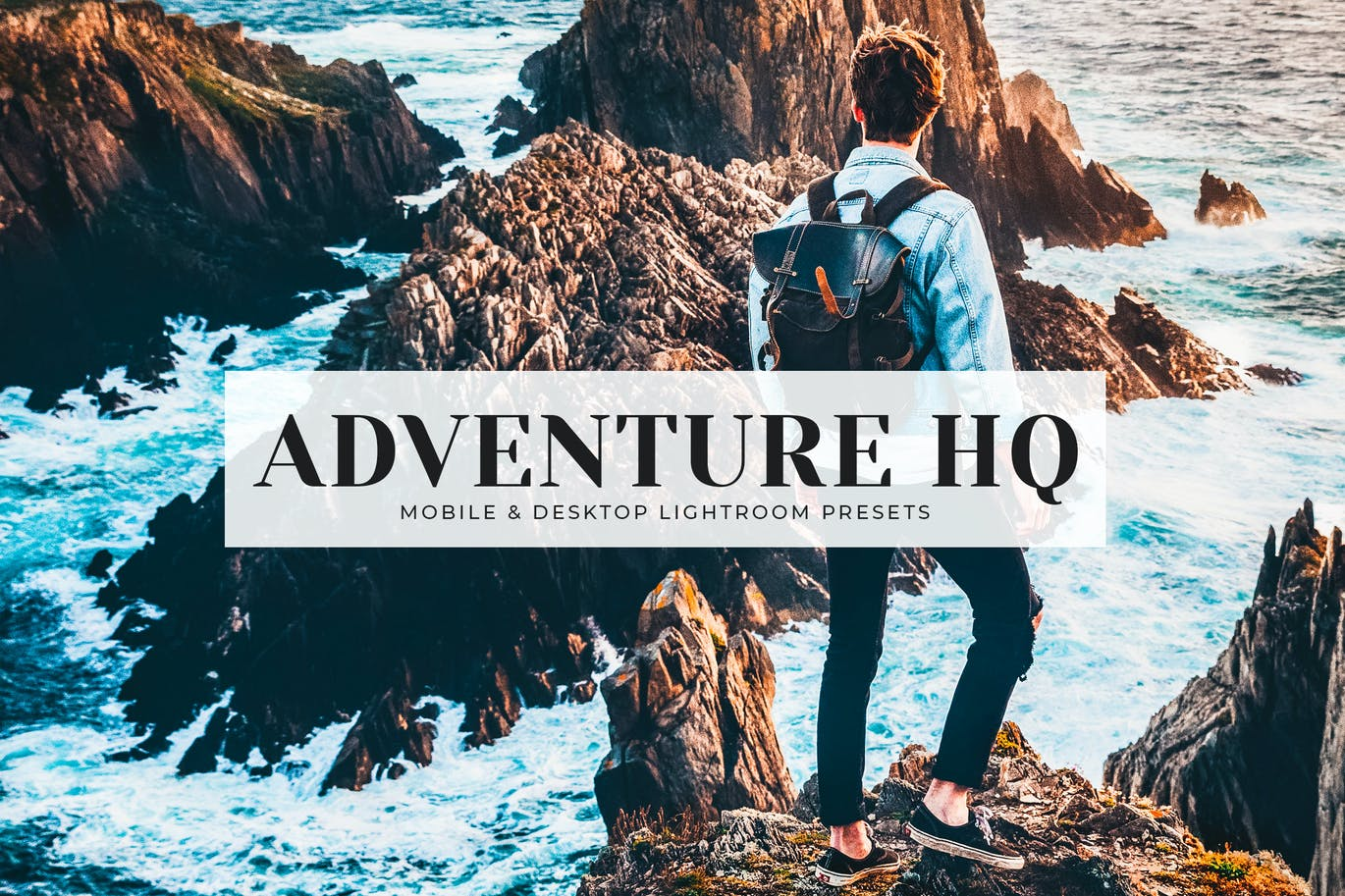 Adventure HQ Mobile Desktop Lightroom
