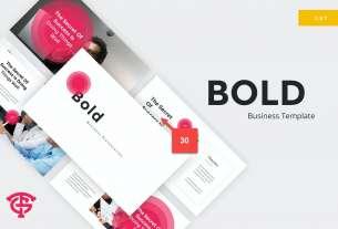 Bold Business Google Slides