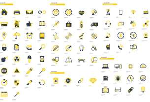 More than 300 Flat Icons Package for Illustrator
