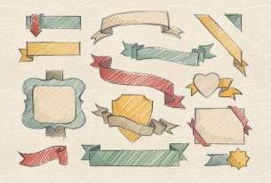 Pencil-Labels-&-Ribbons
