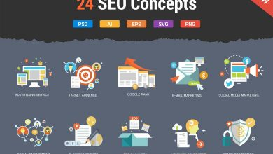 Photo of 24 SEO Illustrations & Concepts