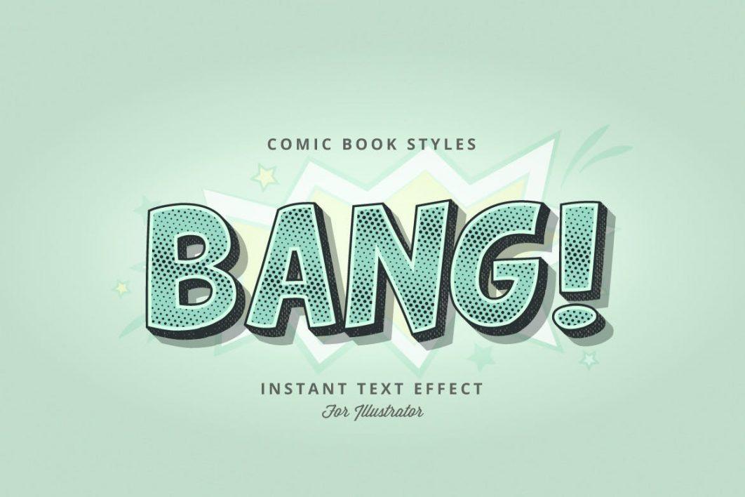 Comic Book Style 3