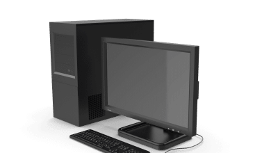 Photo of [After Effects] 3D Computer Monitor
