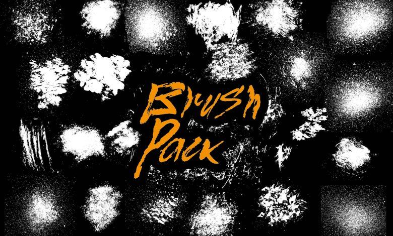 BRUSH PACK photoshop and illustrator