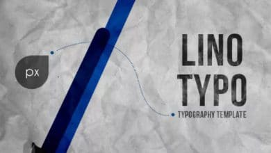 Photo of [After Effects] Lino Typography