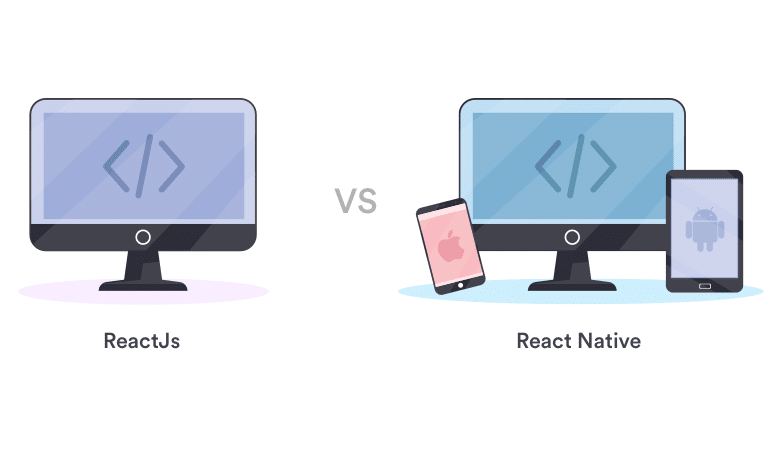 ReactJS vs React Native