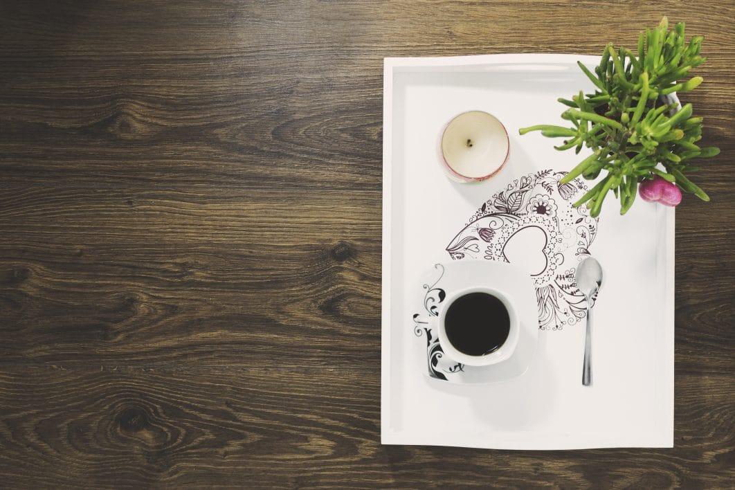 Coffee Tray Scene 4