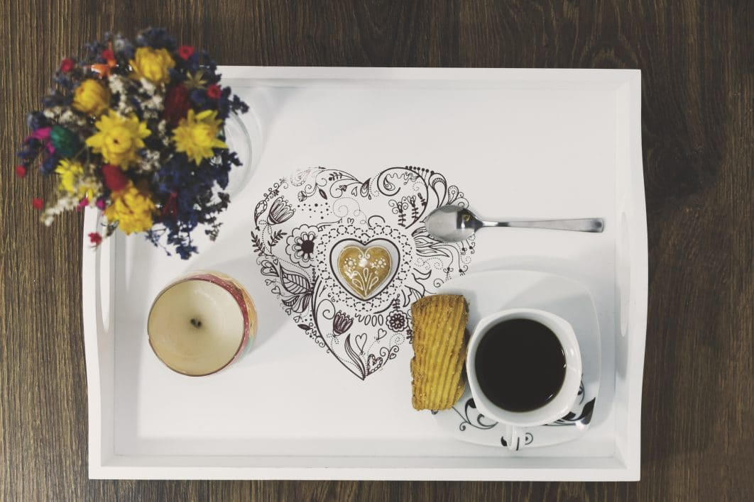 Coffee Tray Scene 5
