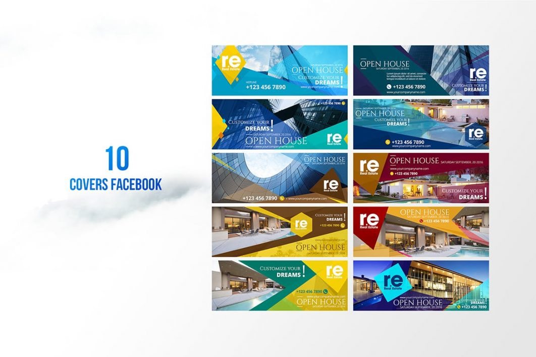 10 Covers Facebook