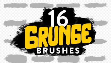 Photo of [Photoshop] 16 Grunge Brushes