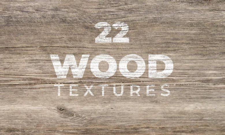 22 Wood textures