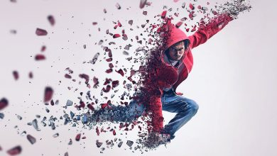 Photo of [Photoshop] 3D Dispersion