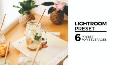 Photo of 6 Lightroom Preset for Beverages
