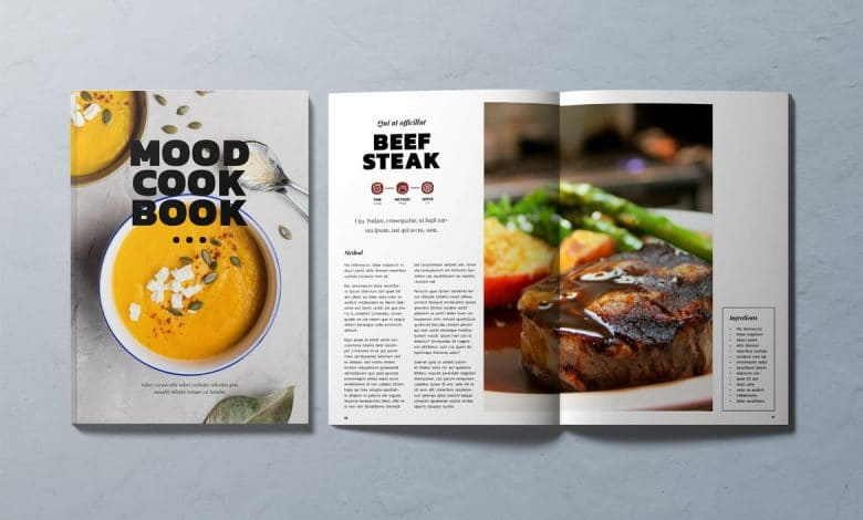 Cookbook for InDesign