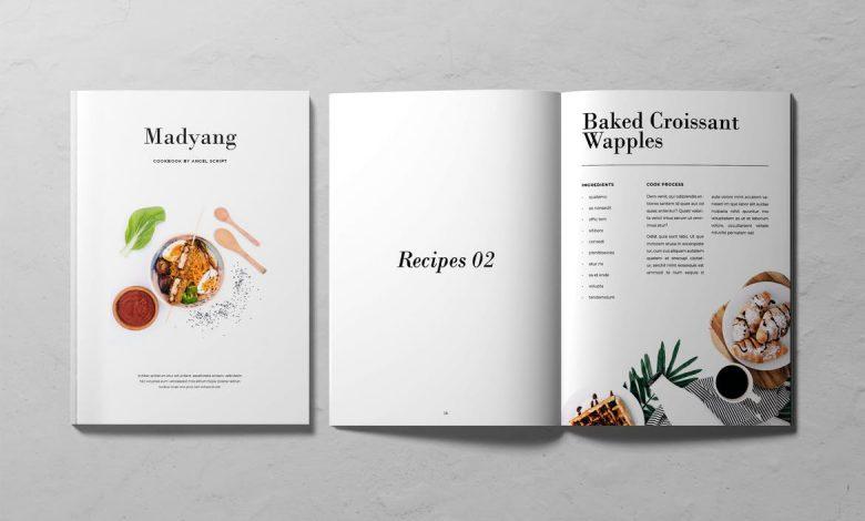 Cookbook indesign