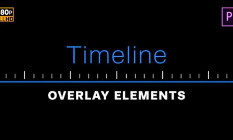 Easy Timeline Elements for Premiere Pro