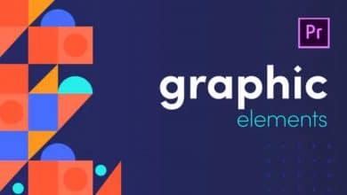 Photo of [Premiere Pro] Graphic Elements