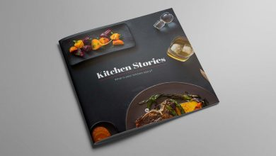 Photo of [InDesign] Kitchen Stories – Recipe Cookbook