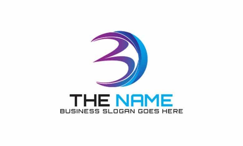 Logo Start with Letter D for Illustrator