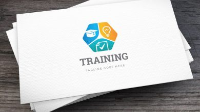 Photo of Training Logo Template