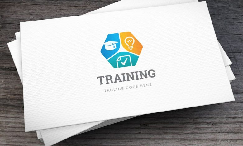 Training Logo Template