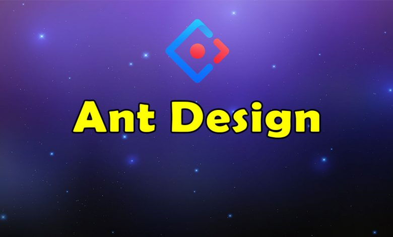 Awesome Ant Design Resources List