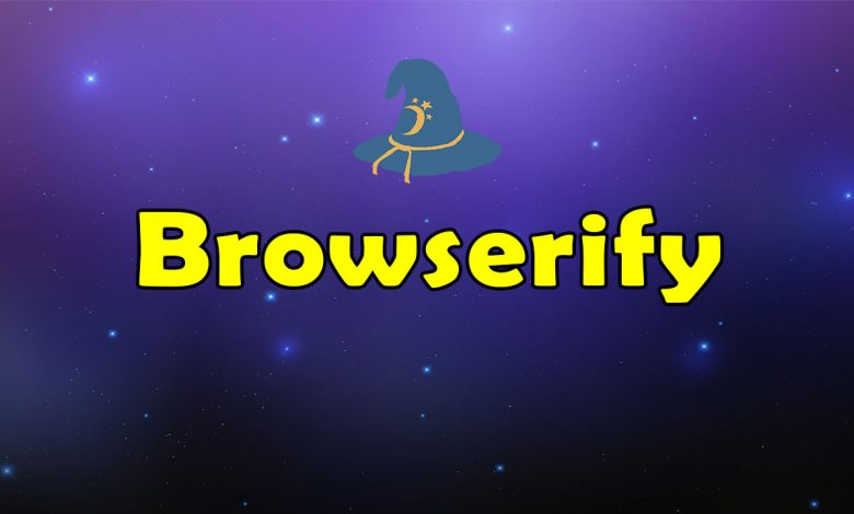 Awesome Browserify Resources List