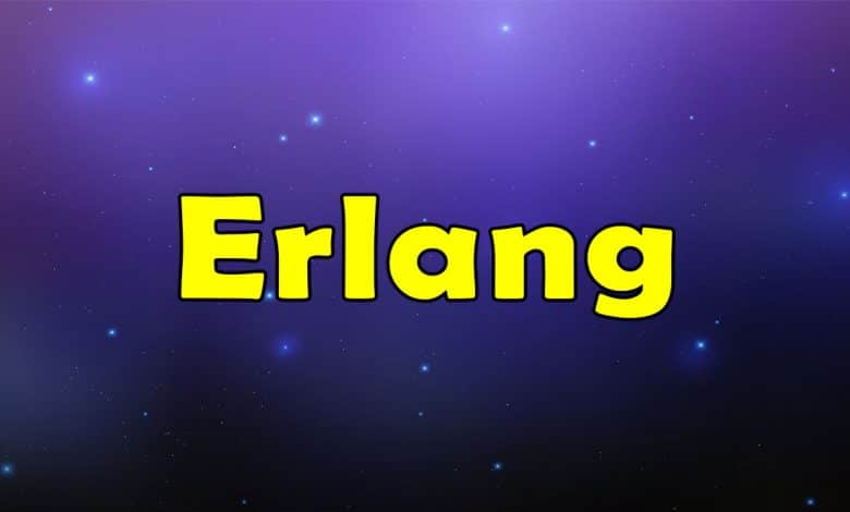 Awesome Erlang Resources List