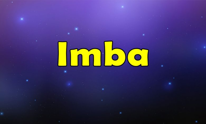 Awesome Imba Programming Resources List