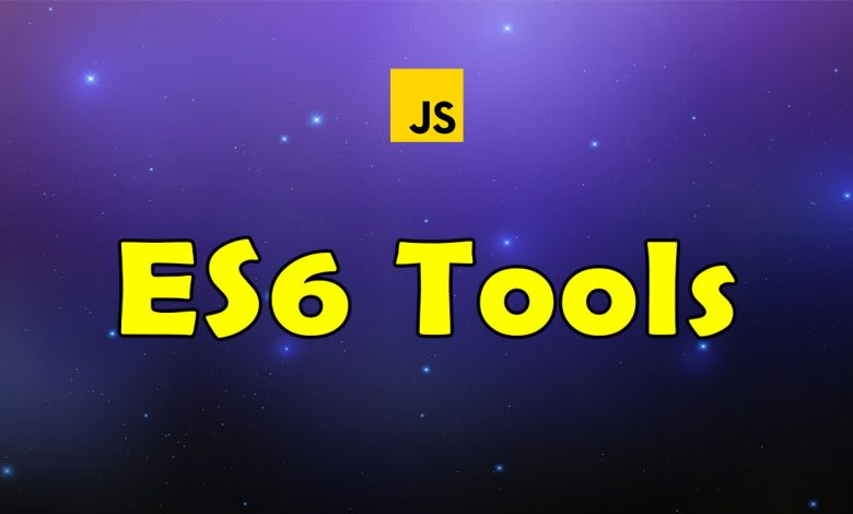 Awesome JavaScript ES6 Tools Resources List
