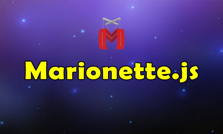 Awesome Marionette JavaScript Resources List