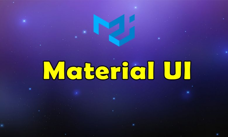 Awesome Material UI Resources List