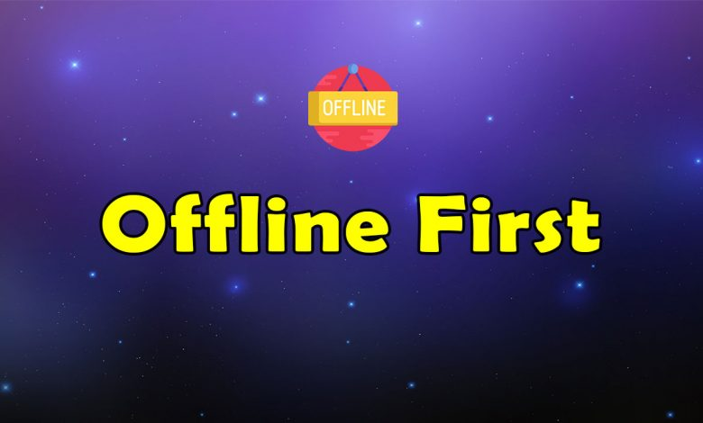 Awesome Offline First Resources List