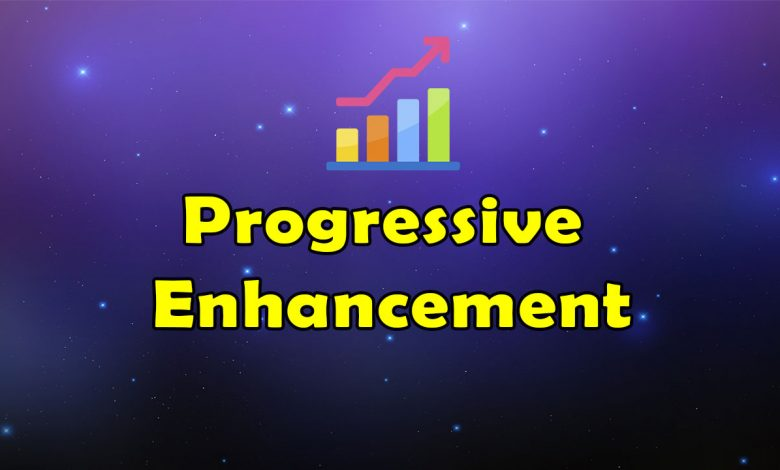 Awesome Progressive Enhancement Resources List