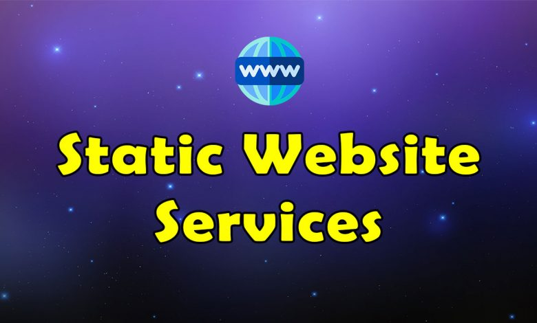 Awesome Static Website Services Resources List