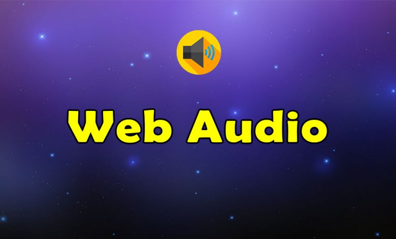 Awesome Web Audio Resources List