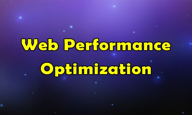 Awesome Web Performance-Optimization Resources List