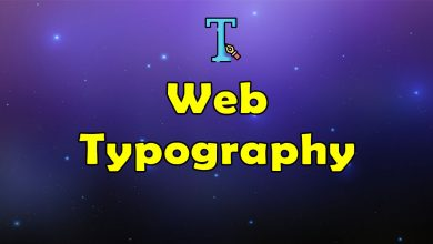 Photo of Awesome Web Typography – Massive Collection of Resources