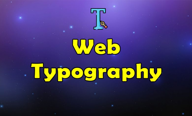Awesome Web Typography Resources List