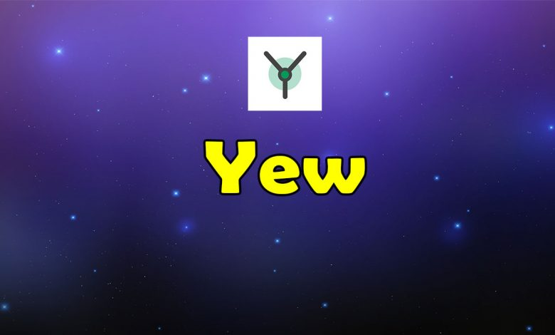 Awesome Yew Resources List
