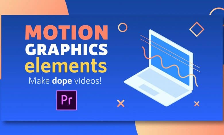 Motion Graphics Elements Pack