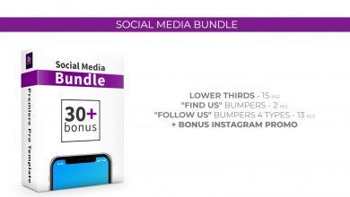 Photo of [Premiere Pro] Social Media Bundle