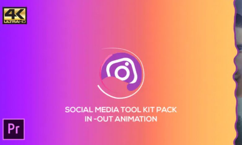 Social Media Pack Toolkit for Premiere Pro