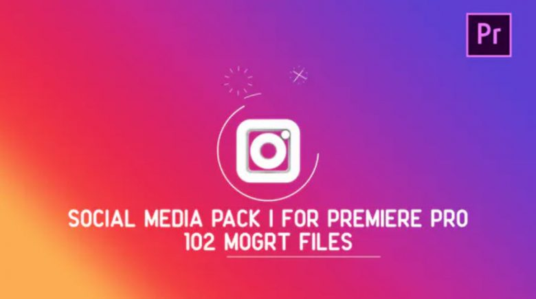 Social Media Pack for Premiere Pro